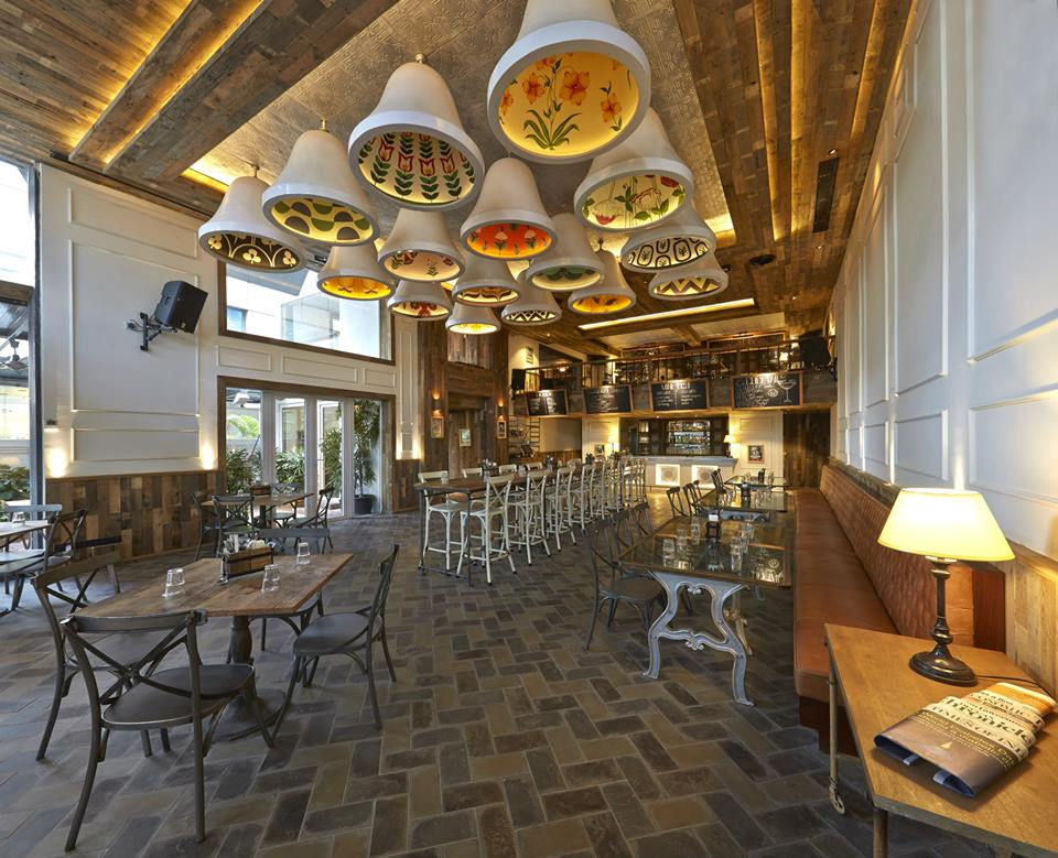 Restaurant Flooring Terracotta tile