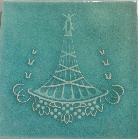 handmade engraved tiles