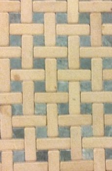 basket stone mosaic in delhi