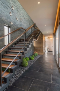 staircase wall cladding tile