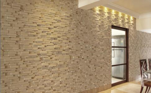 lobby wall cladding tile