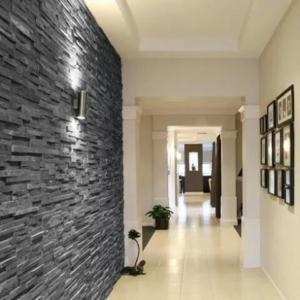 lobby wall cladding tile design