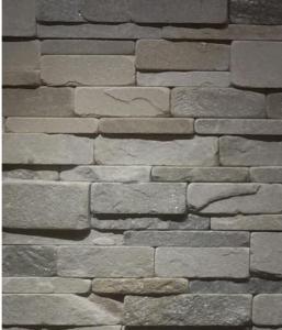 Interior wall cladding tile