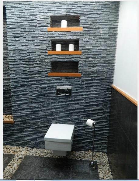 grey color stone wall cladding tile supplier in delhi