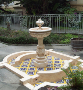 Fountain tiles in delhi