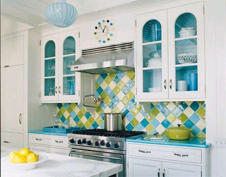 kitchen handmade tile supplier in delhi