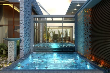 Swimming pool tile in delhi