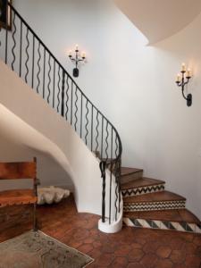 foyer  terracotta flooring tile supplier in delhi