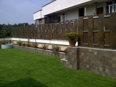 front wall elevation tiles in delhi