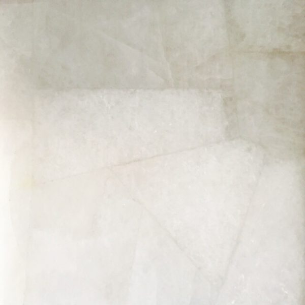 white quartz semi precious stone