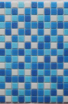 blue glass mosaic tiles in delhi