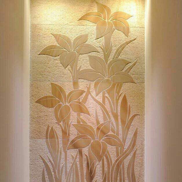 Stone Mural Design Artimozz Walls Floors