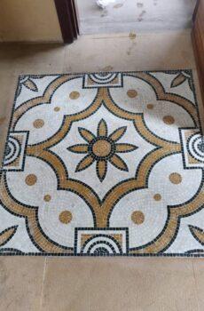 Mosaic Rug Flooring Dealer in Delhi