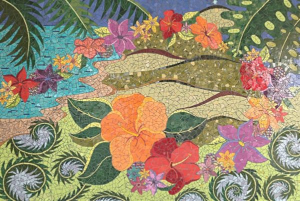ceramic mosaic artowk