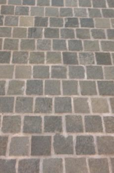 cobble flooring