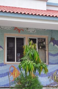 ceramic mural in delhi