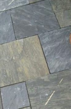 grey stone flooring in delhi