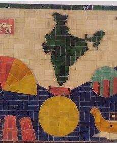 3d mural company in delhi
