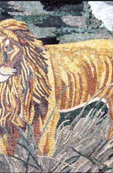 animal mosaic artwork in delhi