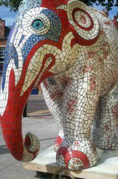 mosaic artwork in delhi