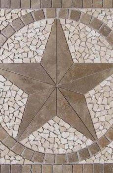stone mosaic flooring delhi