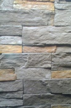 artificial stone cladding tile