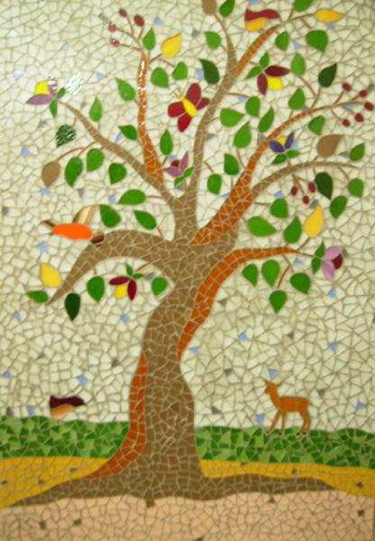 mosaic artist in delhi