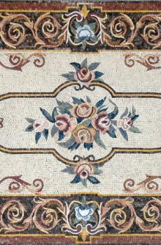 mosaic carpet flooring in delhi